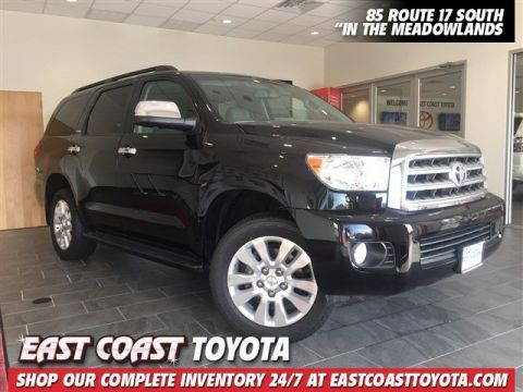 Used Toyota Sequoia Platinum