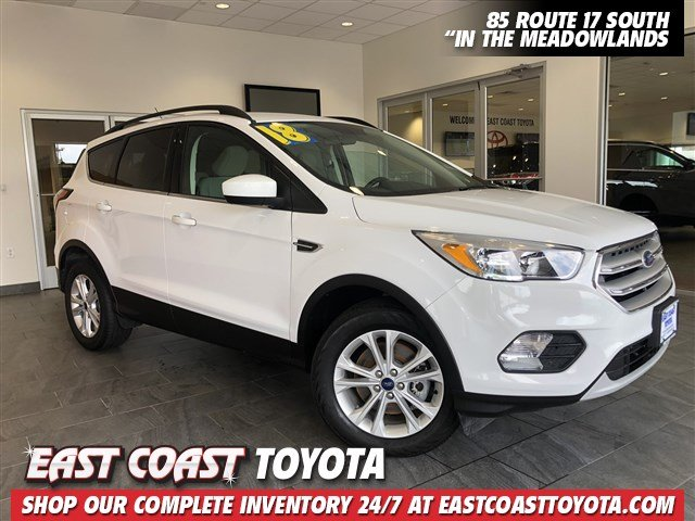Pre-Owned 2018 Ford Escape SE 4-CYL 4WD SUV