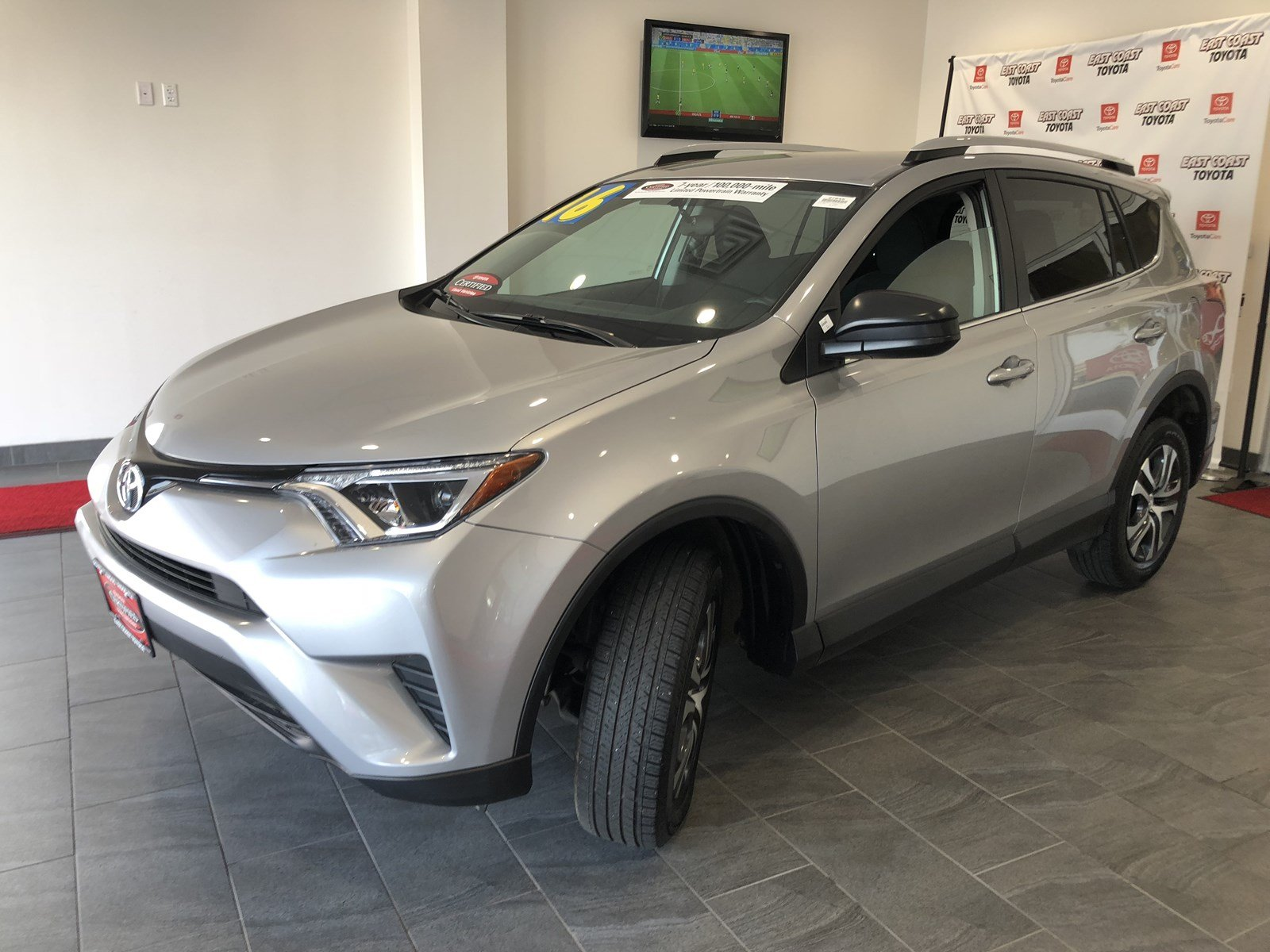 Certified Pre Owned 2016 Toyota RAV4 LE AWD SUV Sport Utility in