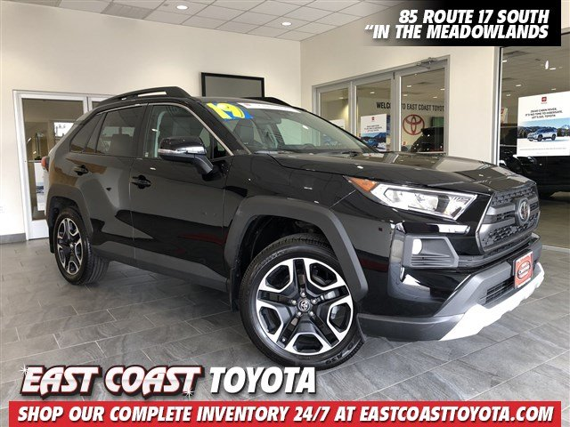 Certified Pre-Owned 2019 Toyota RAV4 Adventure AWD SUV