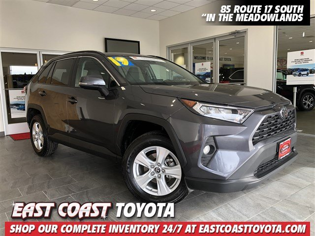 Certified Pre-Owned 2019 Toyota RAV4 XLE 4-CYL AWD SUV