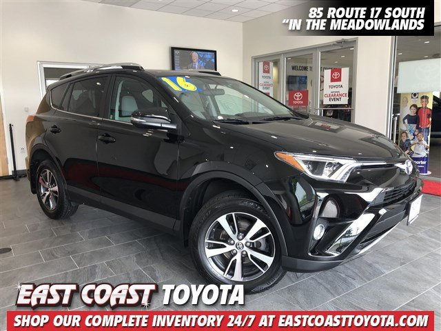 Pre Owned 2016 Toyota Rav4 Xle Awd Suv