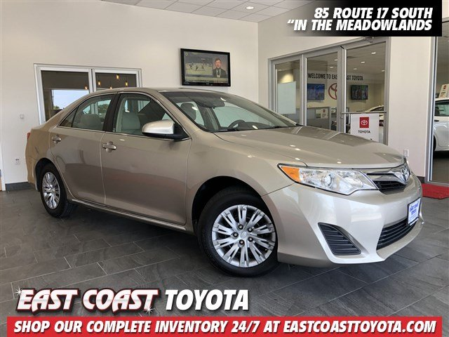 Certified Pre-Owned 2014 Toyota Camry LE 4-CYL 4DR SEDAN