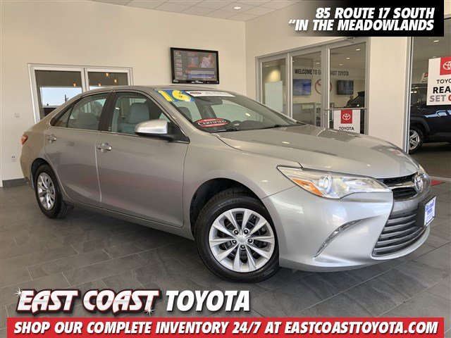 Certified Pre-Owned 2016 Toyota Camry LE 4-CYL SEDAN