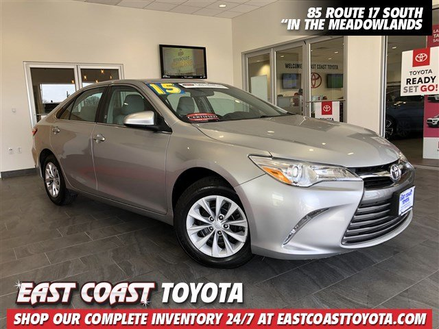 Certified Pre Owned 2017 Toyota Camry Le 4 Cyl 4dr Sedan