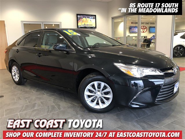 Pre-Owned 2015 Toyota Camry LE 4-CYL 4DR SEDAN
