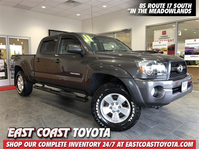 Pre-Owned 2011 Toyota Tacoma V6 4WD LB DBL CAB