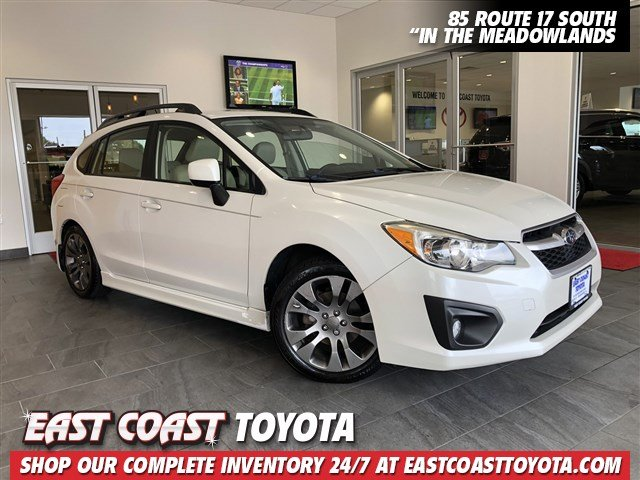 South Coast Subaru >> Pre Owned 2013 Subaru Impreza 2 0i Sport Premium Awd Wagon Awd Station Wagon