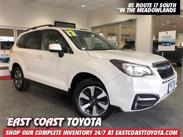Pre-Owned 2017 Subaru Forester Limited 4-CYL AWD SUV