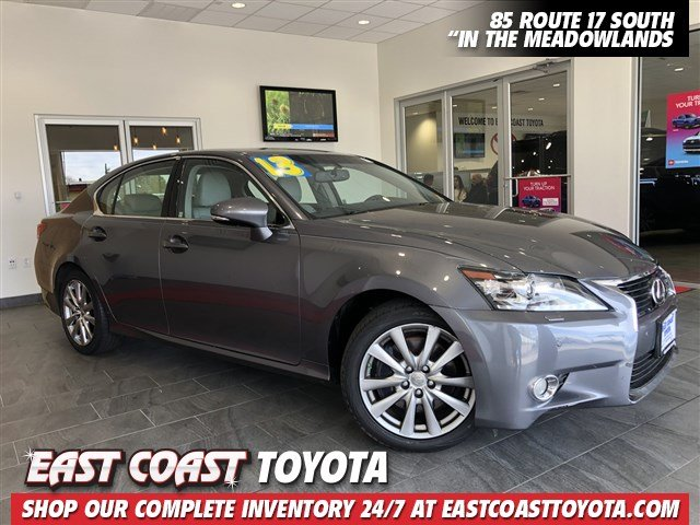 Pre Owned 2017 Lexus Gs 350 V6 Awd Sedan