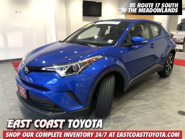 Certified Pre-Owned 2019 Toyota C-HR LE 4-CYL FWD SUV