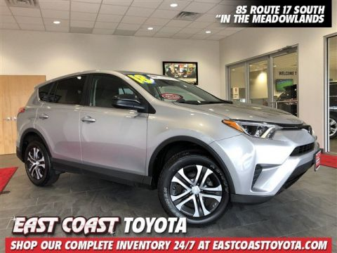 Certified Pre-Owned 2018 Toyota RAV4 LE 4-CYL AWD SUV