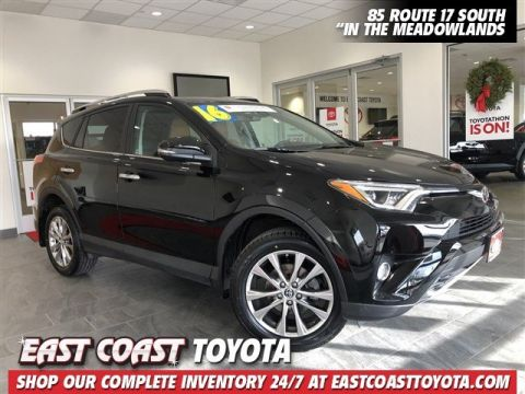 Certified Pre-Owned 2016 Toyota RAV4 Limited AWD SUV