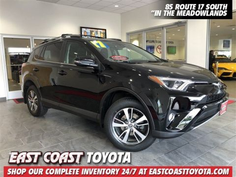 Certified Pre-Owned 2017 Toyota RAV4 XLE 4-CYL AWD SUV