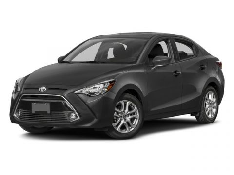 Certified Pre-Owned 2017 Toyota Yaris iA 4DR 4-CYL SEDAN