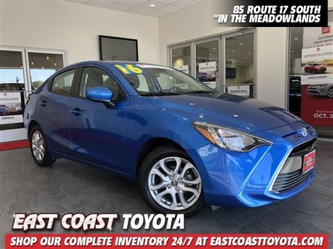 Certified Pre-Owned 2016 Scion iA 4-CYL 4DR SEDAN