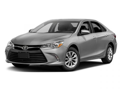 Certified Pre-Owned 2017 Toyota Camry LE 4-CYL 4DR SEDAN