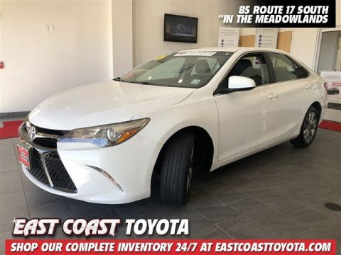 Certified Pre-Owned 2016 Toyota Camry SE 4-cyl SEDAN