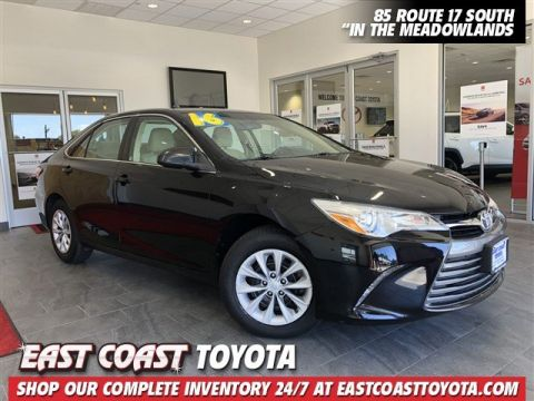 Pre-Owned 2016 Toyota Camry LE 4-CYL 4DR SEDAN