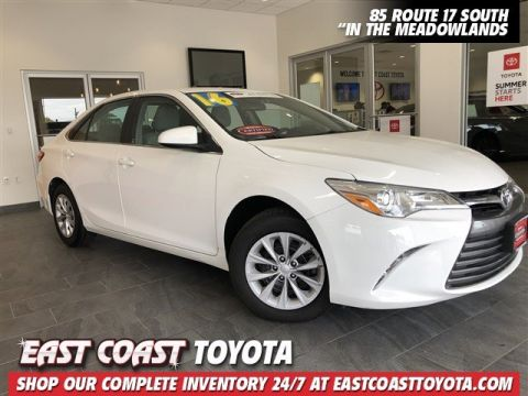 Certified Pre-Owned 2016 Toyota Camry LE 4-CYL 4DR SEDAN