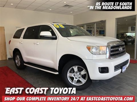 Pre-Owned 2008 Toyota Sequoia SR5 V8 4WD SUV