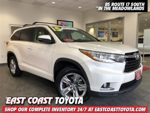 Certified Pre-Owned 2015 Toyota Highlander Limited AWD SUV
