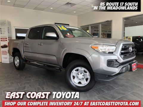 Certified Pre-Owned 2016 Toyota Tacoma SR 4-CYL 2WD DBL CAB