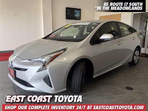 Certified Pre-Owned 2018 Toyota Prius Hybrid Two HYBRID HATCHBACK