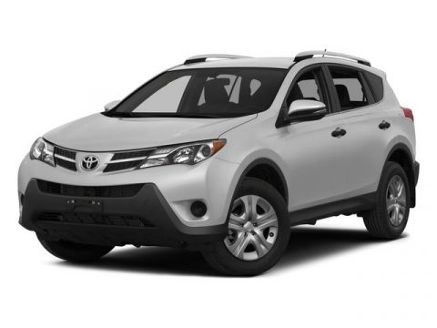 Certified Pre-Owned 2015 Toyota RAV4 XLE 4-CYL AWD SUV