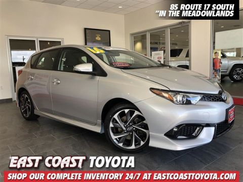 Certified Pre-Owned 2016 Scion iM 4-CYL HATCHBACK