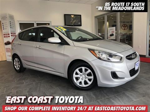 Pre-Owned 2013 Hyundai Accent GS 4-CYL HATCHBACK