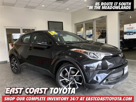 Pre-Owned 2018 Toyota C-HR XLE Premium FWD SUV