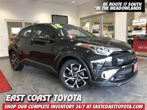 Certified Pre-Owned 2018 Toyota C-HR XLE Premium FWD SUV